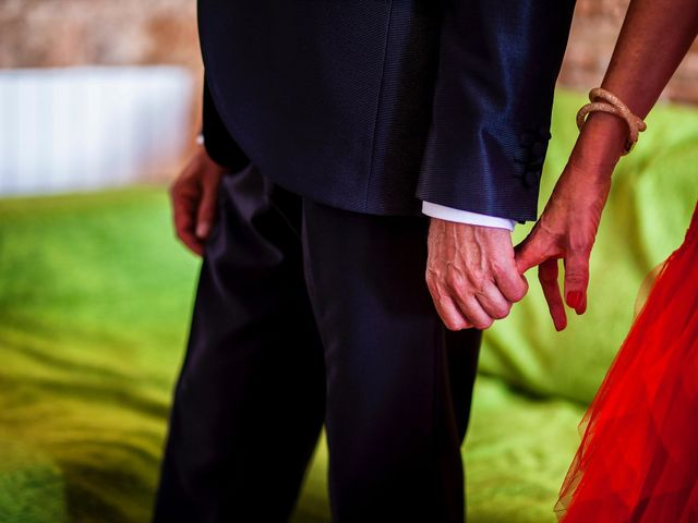 La boda de Xavi y Mireia en Vilanova I La Geltru, Barcelona 16