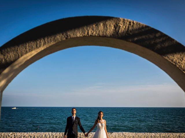 La boda de Xavi y Mireia en Vilanova I La Geltru, Barcelona 50