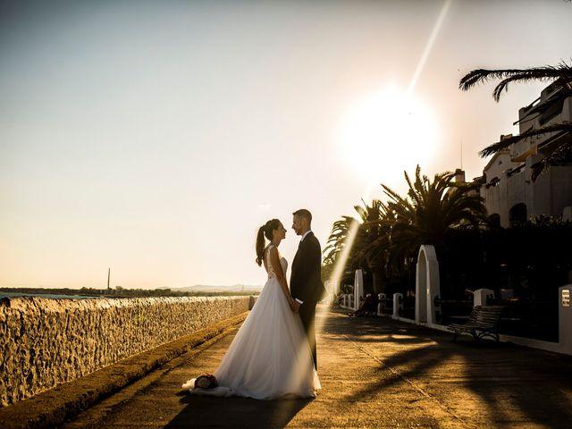La boda de Xavi y Mireia en Vilanova I La Geltru, Barcelona 53