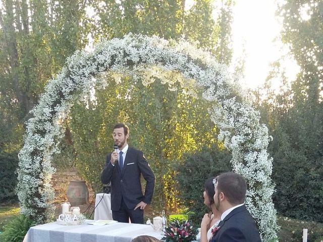 La boda de Clara y Antonio en Finca La Matilla, Guadalajara 4