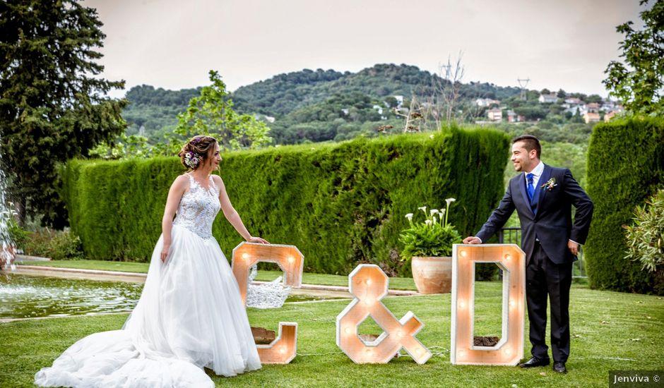 La boda de Dani y Carmen en Caldes De Montbui, Barcelona