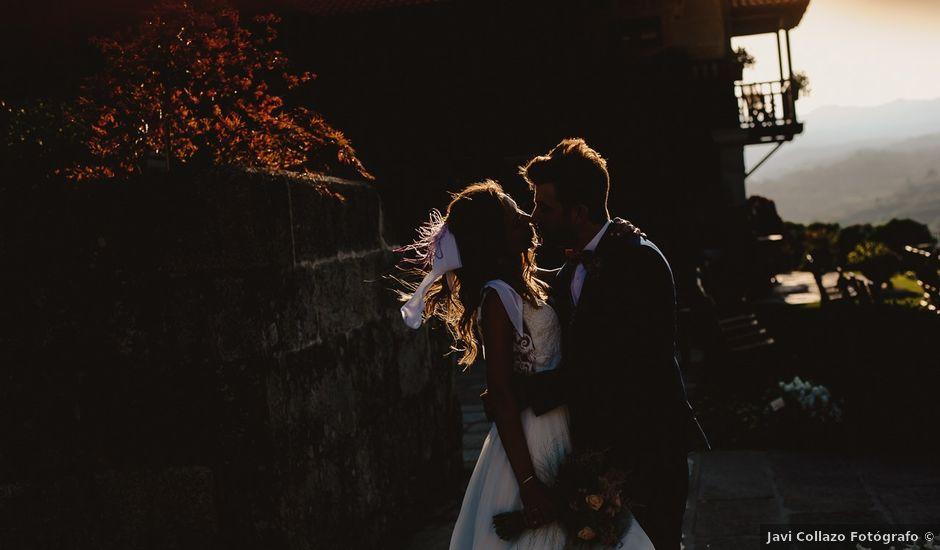 La boda de César y Cris en Ribadavia, Orense