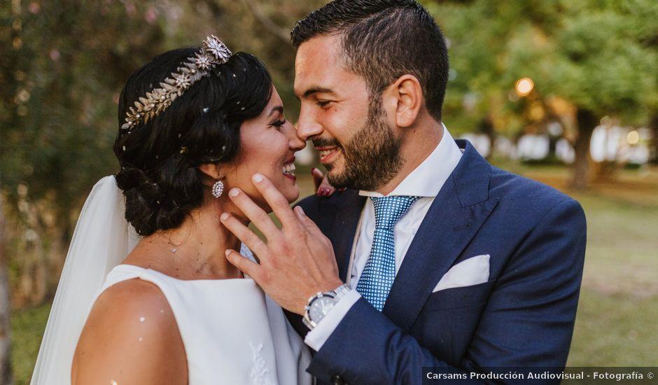 La boda de Daniel y Alba en Jerez De La Frontera, Cádiz