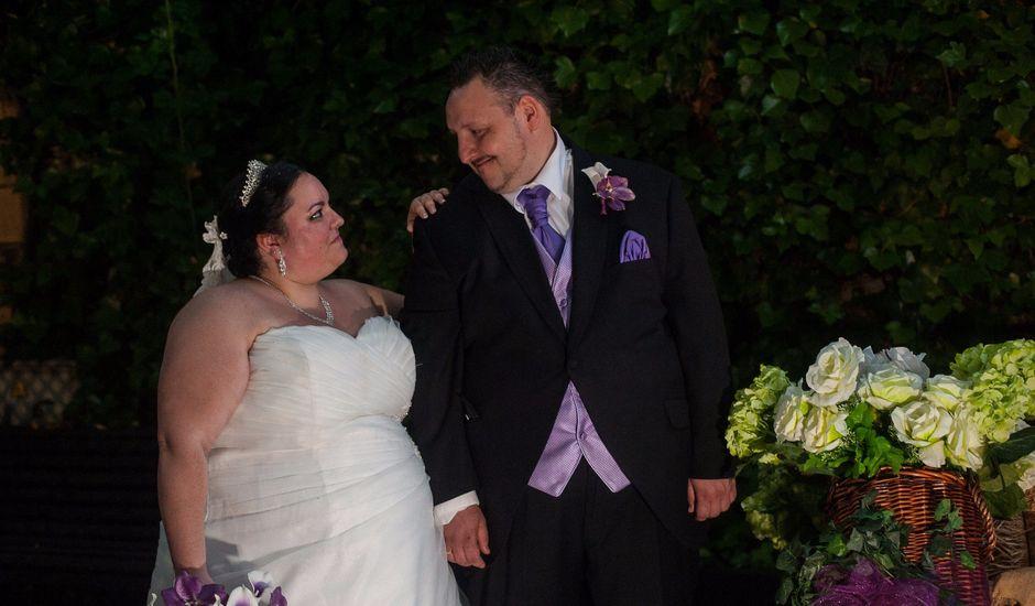 La boda de Daniel  y Gema en Talamanca Del Jarama, Madrid