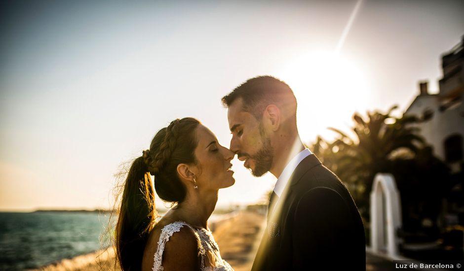La boda de Xavi y Mireia en Vilanova I La Geltru, Barcelona