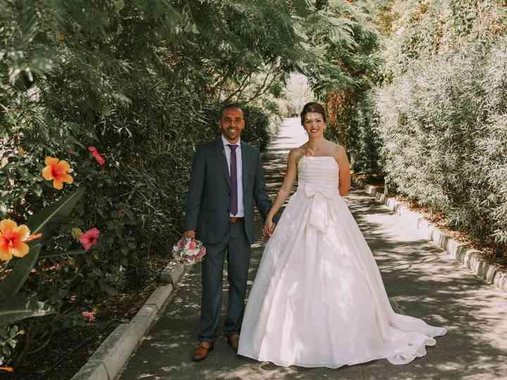 La boda de Ana y Goyo