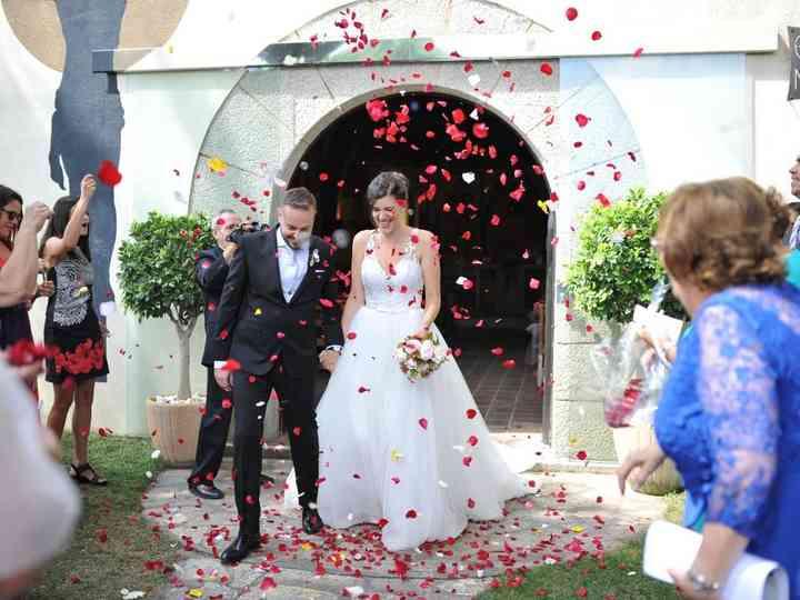 La boda de Rosa y Jesús