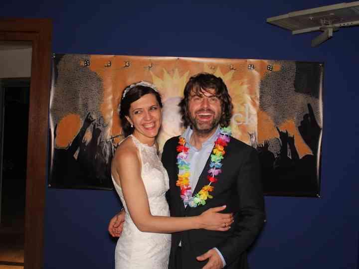 La boda de María del Pilar y Miguel Ángel