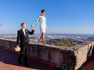 La boda de Irina y Charlie