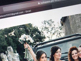 La boda de Monica Vazquez y Antonio Novoa 2