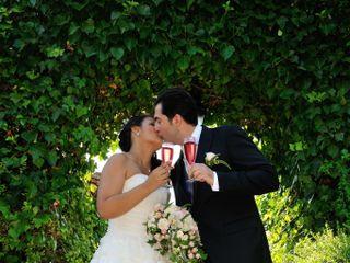 La boda de Patricia y Marco