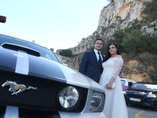 La boda de Buby y Pedro