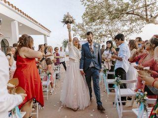 La boda de Elga y David  3