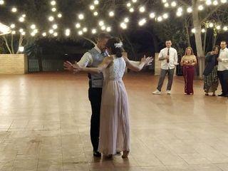 La boda de Héctor y Juby