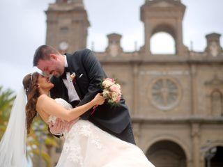 La boda de Paula y Jens-Uwe