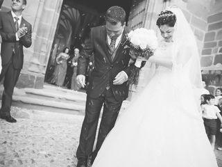 La boda de Angeles y Jose
