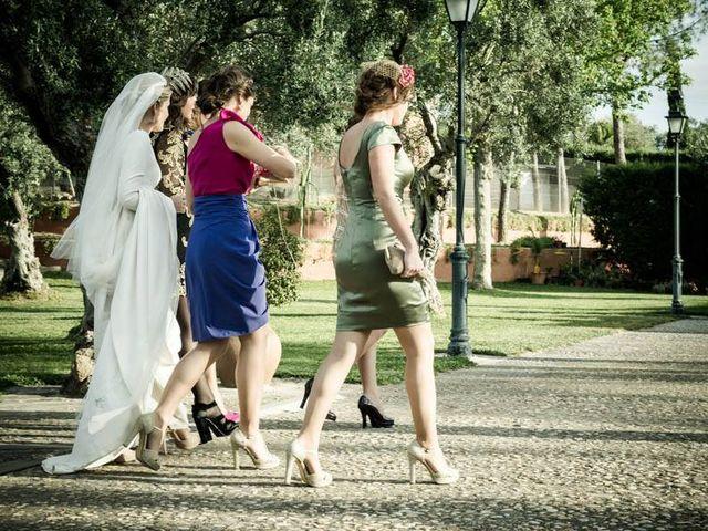 La boda de Jesús y Carmen en Sevilla, Sevilla 4