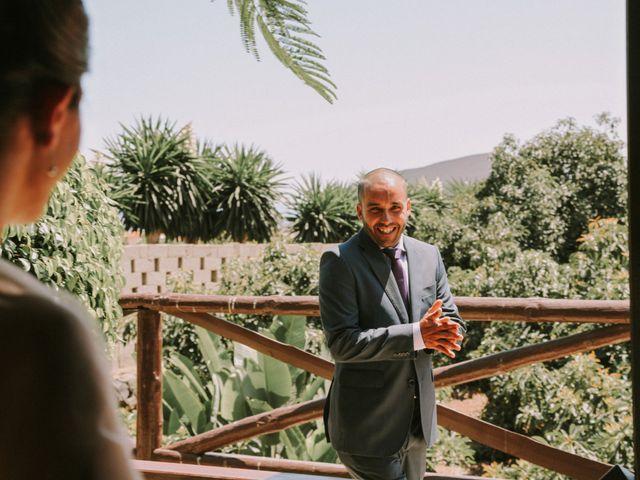 La boda de Goyo y Ana en Guimar, Santa Cruz de Tenerife 20