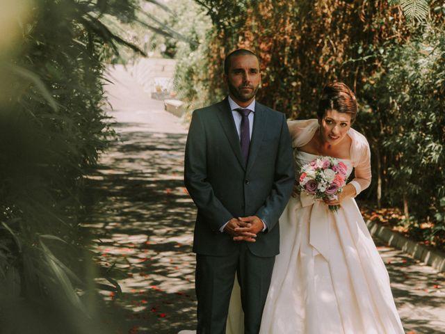 La boda de Goyo y Ana en Guimar, Santa Cruz de Tenerife 1