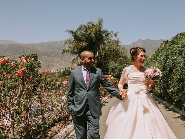 La boda de Goyo y Ana en Guimar, Santa Cruz de Tenerife 26