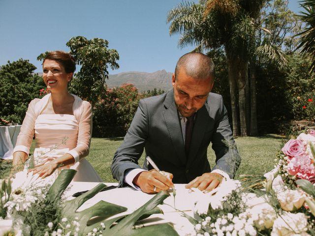 La boda de Goyo y Ana en Guimar, Santa Cruz de Tenerife 28