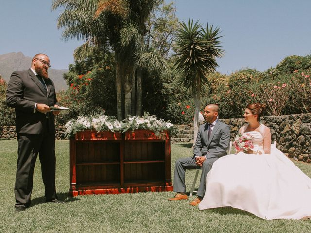 La boda de Goyo y Ana en Guimar, Santa Cruz de Tenerife 34