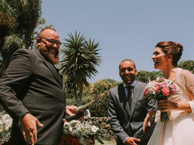 La boda de Goyo y Ana en Guimar, Santa Cruz de Tenerife 35