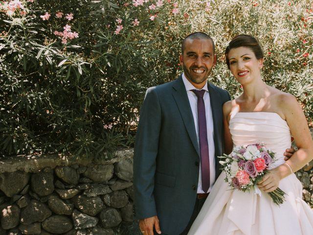 La boda de Goyo y Ana en Guimar, Santa Cruz de Tenerife 37