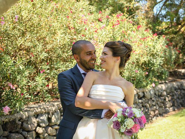 La boda de Goyo y Ana en Guimar, Santa Cruz de Tenerife 38