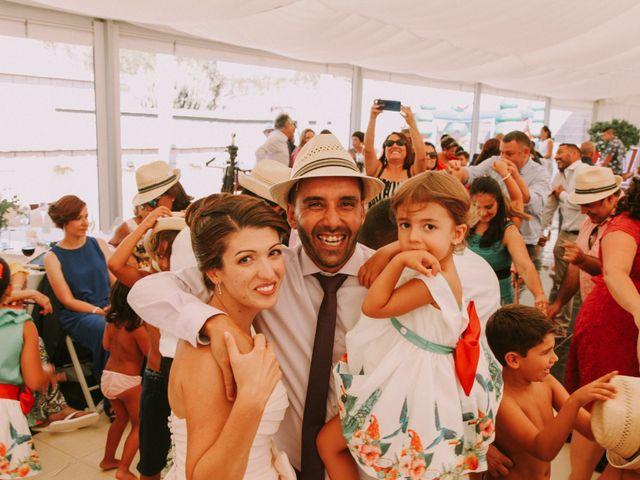 La boda de Goyo y Ana en Guimar, Santa Cruz de Tenerife 43
