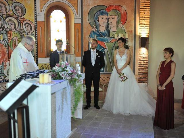 La boda de Jesús y Rosa en Sant Vicenç De Montalt, Barcelona 2