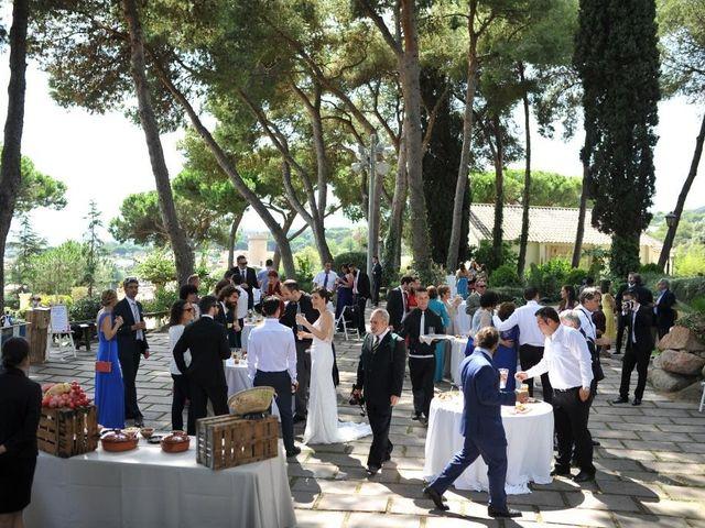 La boda de Jesús y Rosa en Sant Vicenç De Montalt, Barcelona 4