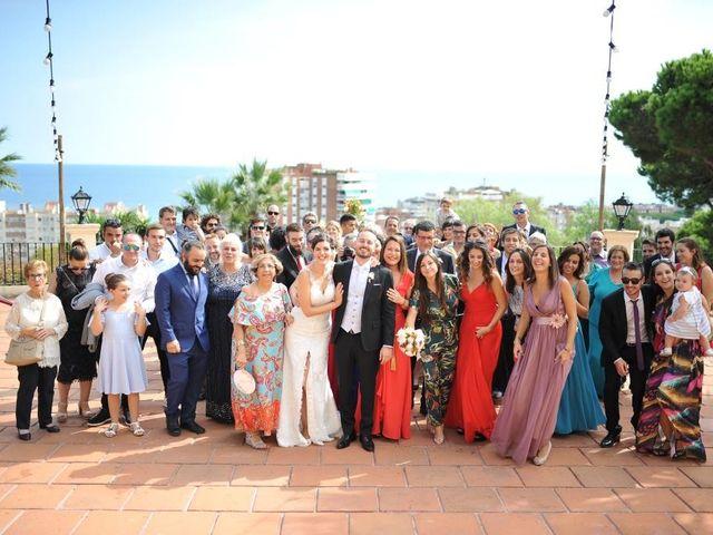 La boda de Jesús y Rosa en Sant Vicenç De Montalt, Barcelona 6