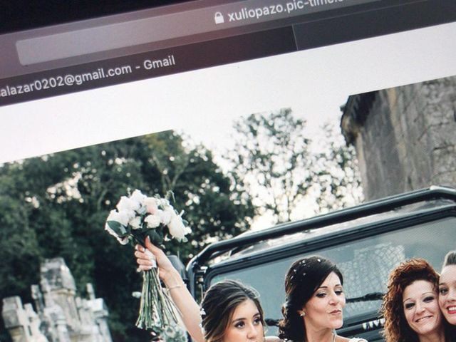 La boda de Antonio Novoa y Monica Vazquez en Ourense, Orense 3