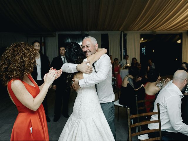 La boda de Antonio Novoa y Monica Vazquez en Ourense, Orense 4