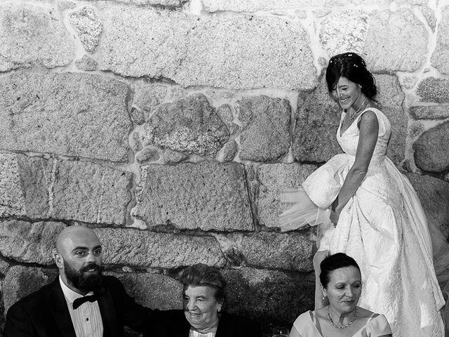 La boda de Antonio Novoa y Monica Vazquez en Ourense, Orense 8