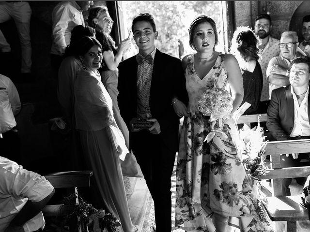 La boda de Antonio Novoa y Monica Vazquez en Ourense, Orense 11