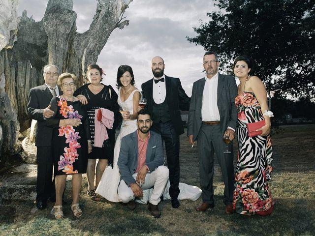 La boda de Antonio Novoa y Monica Vazquez en Ourense, Orense 12