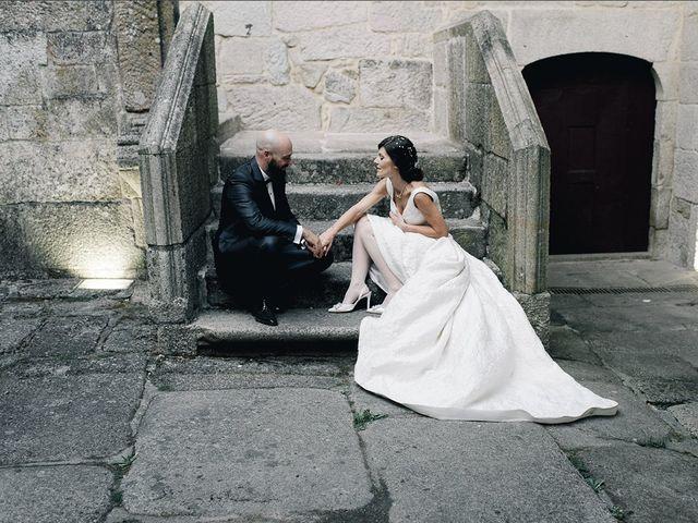 La boda de Antonio Novoa y Monica Vazquez en Ourense, Orense 15
