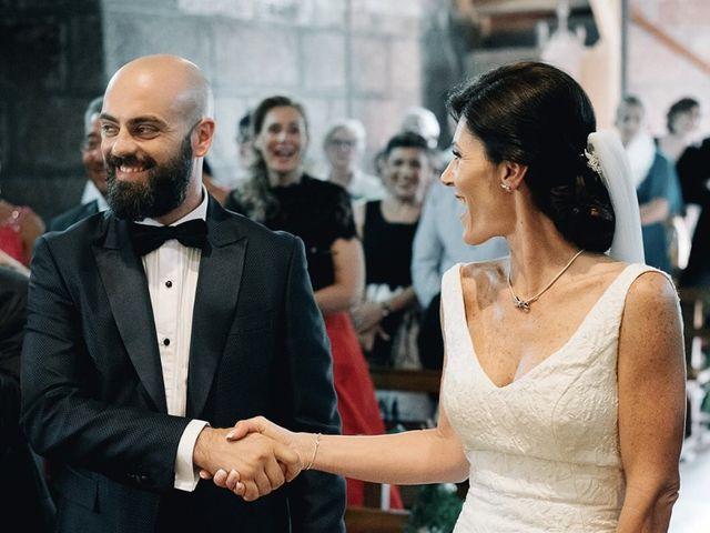 La boda de Antonio Novoa y Monica Vazquez en Ourense, Orense 16
