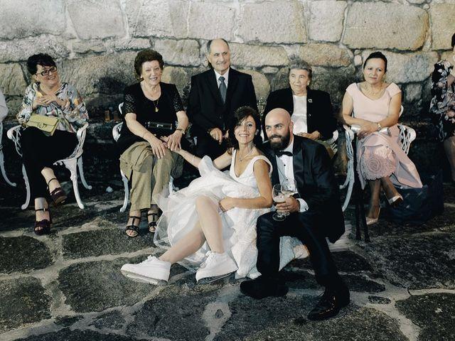 La boda de Antonio Novoa y Monica Vazquez en Ourense, Orense 18