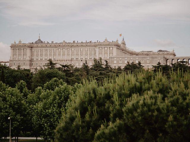 La boda de Javi y Mariana en Madrid, Madrid 1