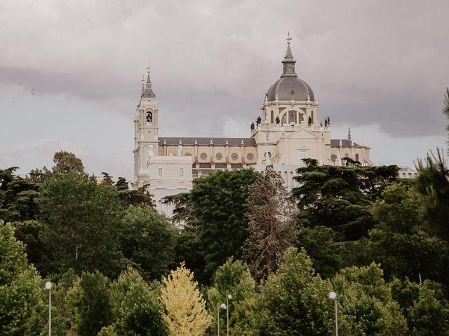 La boda de Javi y Mariana en Madrid, Madrid 8
