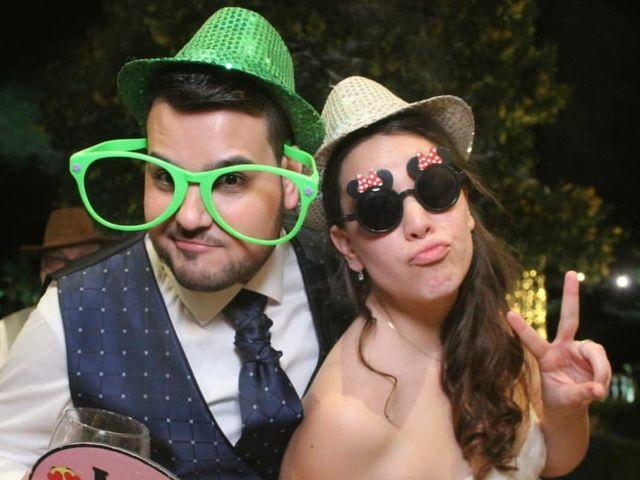 La boda de Carlos y Ana en Sant Vicenç De Montalt, Barcelona 1