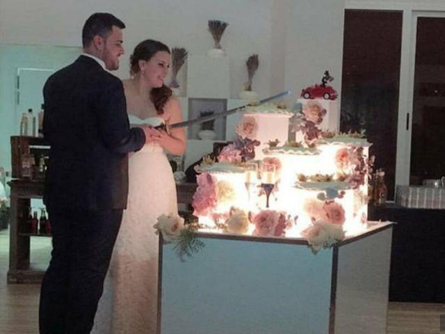 La boda de Carlos y Ana en Sant Vicenç De Montalt, Barcelona 2