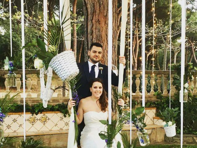 La boda de Carlos y Ana en Sant Vicenç De Montalt, Barcelona 5