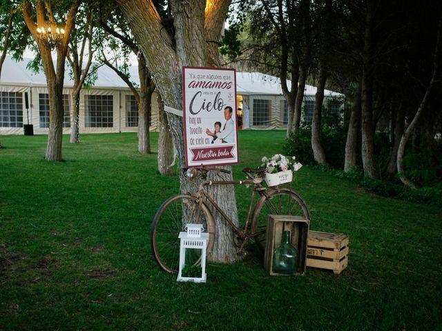 La boda de Javier y Azucena en Colmenar De Oreja, Madrid 7