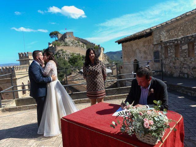 La boda de Pedro y Buby en Xàtiva, Valencia 4