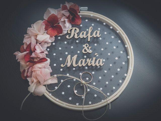 La boda de Rafa y Maria en El Molar, Madrid 6