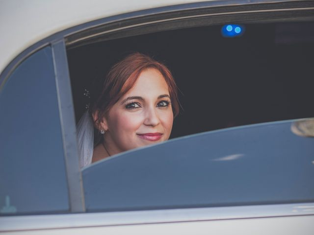 La boda de Rafa y Maria en El Molar, Madrid 14